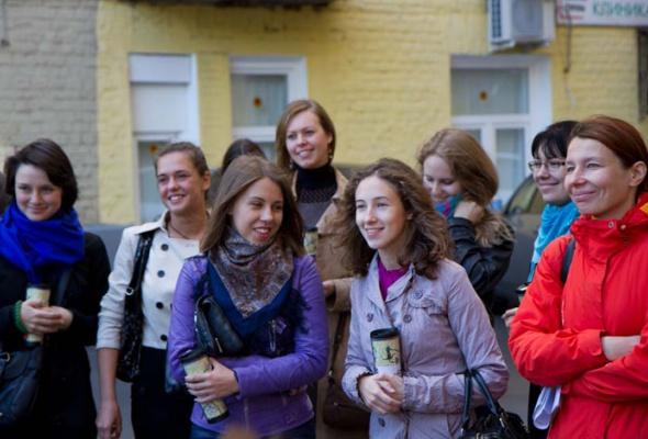 Прогулки соStarbucks: 8сентября - Фото №9