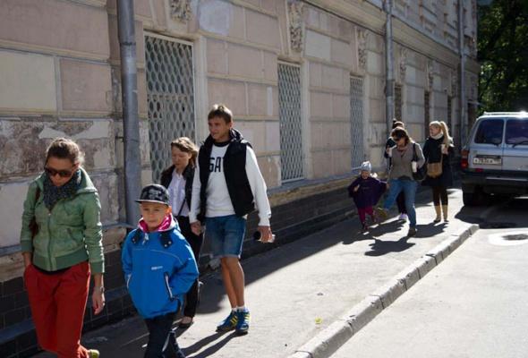 Прогулки соStarbucks: 8сентября - Фото №12