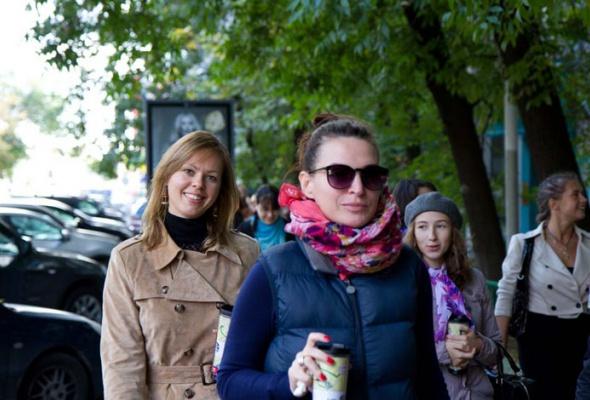 Прогулки соStarbucks: 8сентября - Фото №15