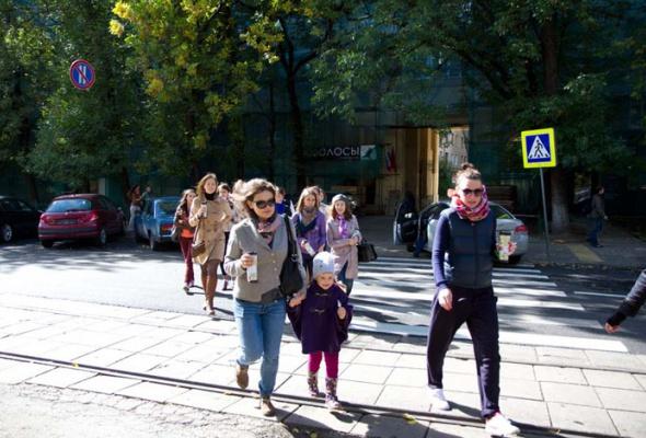 Прогулки соStarbucks: 8сентября - Фото №20