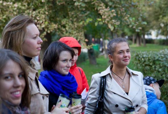 Прогулки соStarbucks: 8сентября - Фото №24
