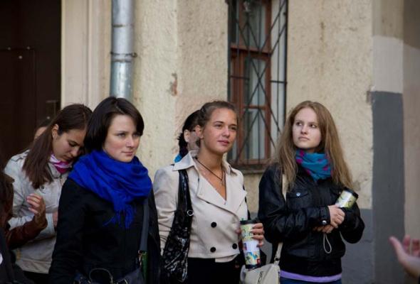 Прогулки соStarbucks: 8сентября - Фото №29