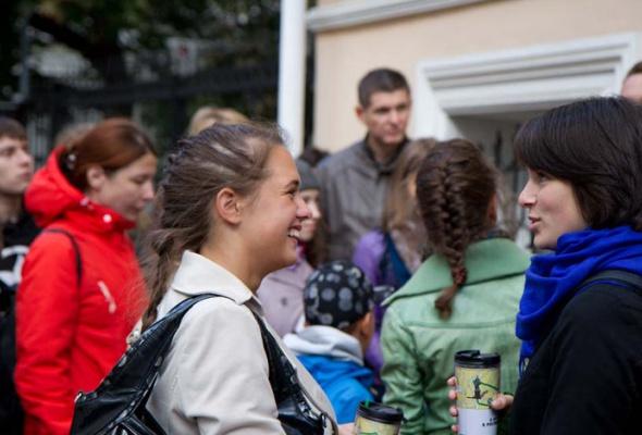 Прогулки соStarbucks: 8сентября - Фото №31