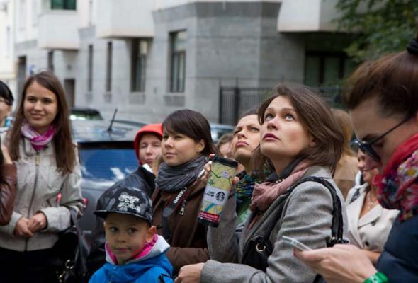 Прогулки соStarbucks: 8сентября - Фото №36