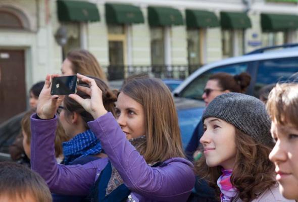 Прогулки соStarbucks: 8сентября - Фото №45