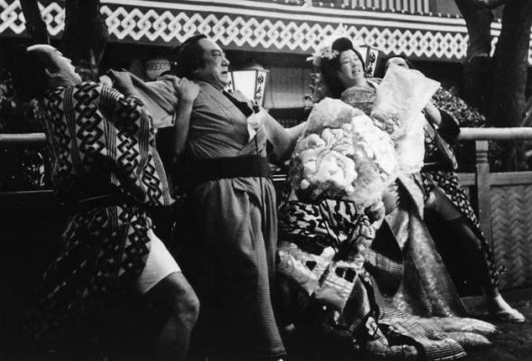 Ёто-Моногатари: История Заколдованного Меча - Убийца сотен в Ёсивара - Фото №3