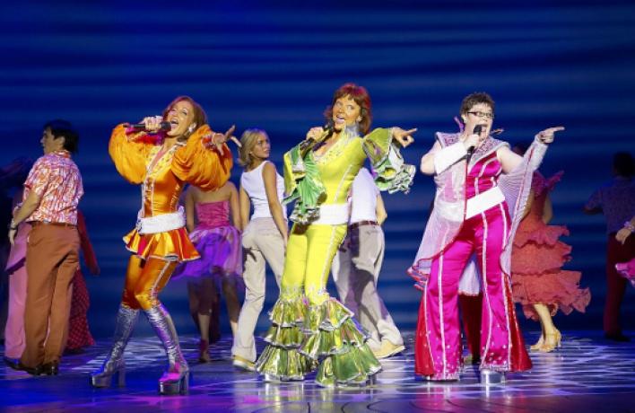 Мюзикл «Mamma mia!» возвращается насцену МДМ