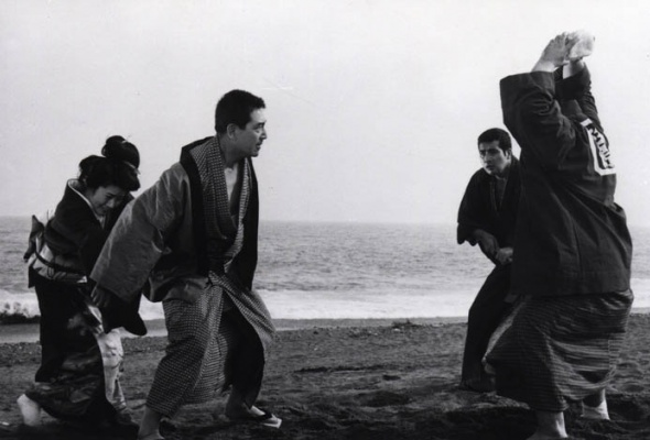 История двух Якудза: Хисякаку и Кирацунэ - Фото №1