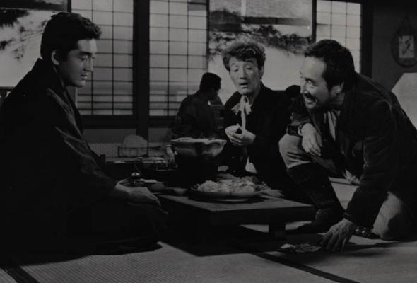 История двух Якудза: Хисякаку и Кирацунэ - Фото №0