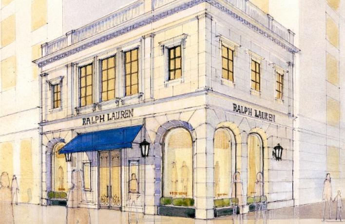 Новый бутик Ralph Lauren откроется наКутузовском проспекте