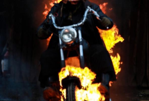 Fireangels motor - Фото №1