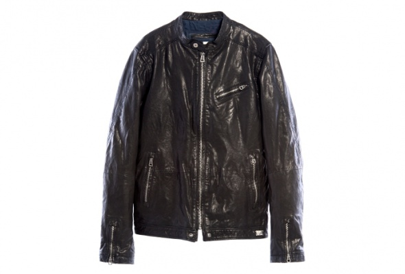 Кожаные куртки - Фото №6
