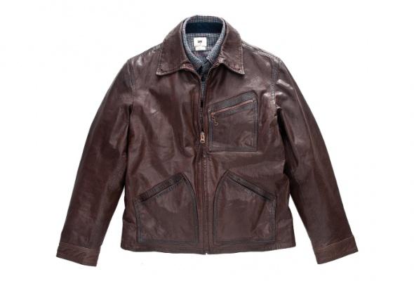 Кожаные куртки - Фото №8
