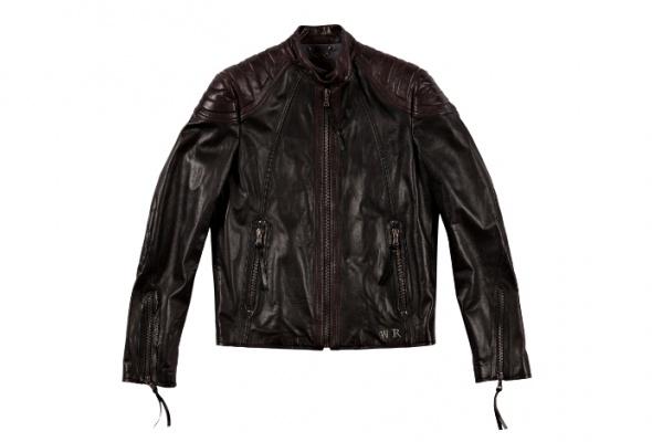 Кожаные куртки - Фото №13