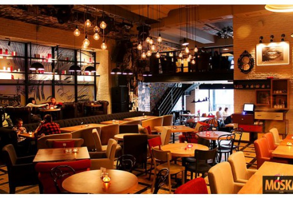 Moska cafe - Фото №1