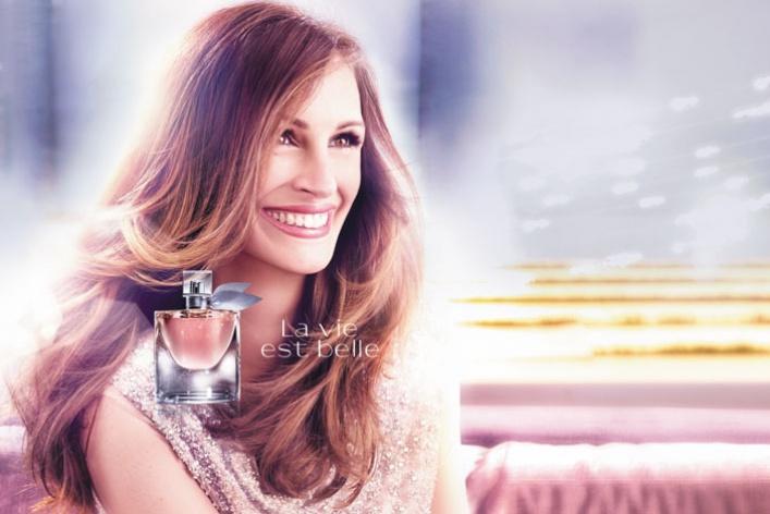 УLancome выходит женский парфюм Lavie est belle