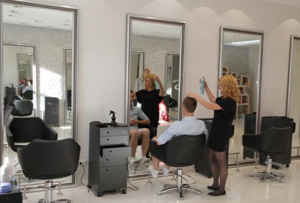 Новый салон красоты The Genius Beauty наВерхней Масловке - Фото №2