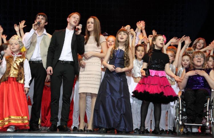 Конкурс юных талантов «Звезда Удачи».