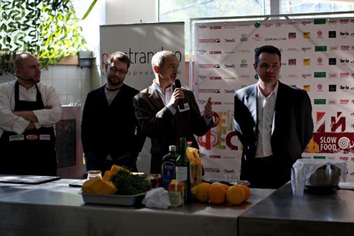 Фестиваль «Slow Food Ulitka». День 1