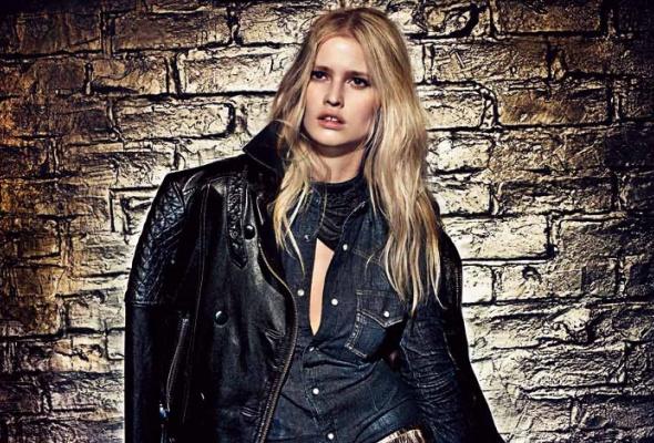 Новая концепция Calvin Klein Jeans: металлик имерцание - Фото №0