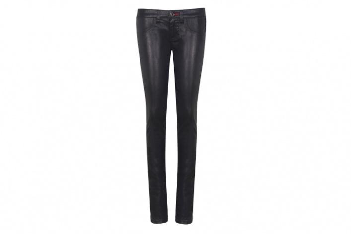 Новая концепция Calvin Klein Jeans: металлик имерцание