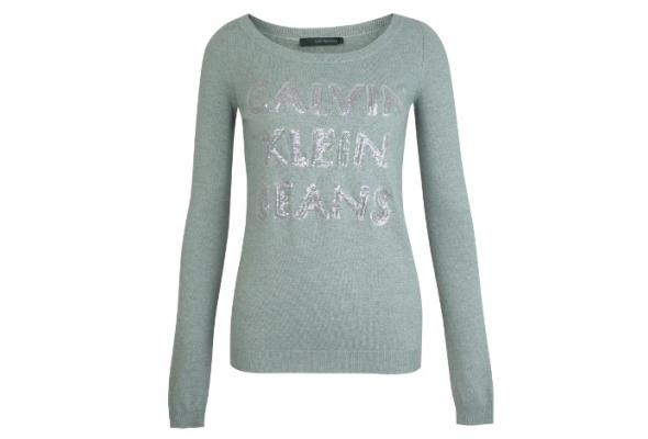 Новая концепция Calvin Klein Jeans: металлик имерцание - Фото №7