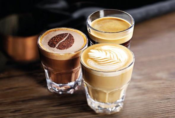 Кофейное трио - Фото №0