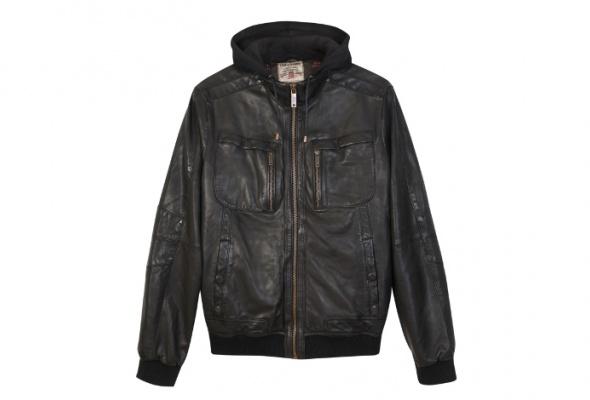 Кожаные куртки - Фото №4