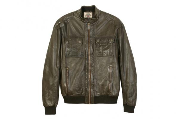 Кожаные куртки - Фото №12