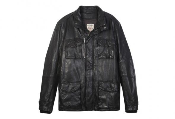 Кожаные куртки - Фото №10