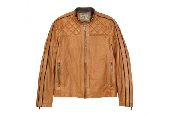 Кожаные куртки - Фото №3