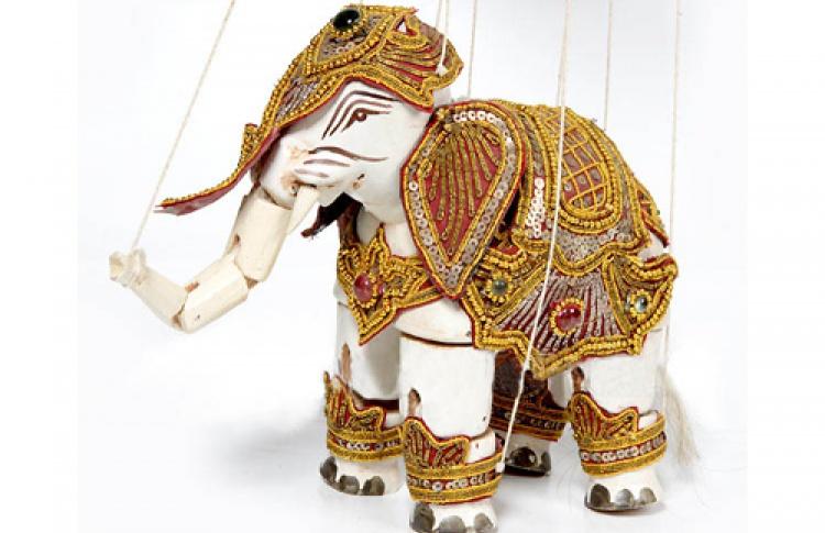 Семь слонов счастья