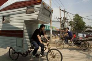 Bicycle Film Festival: Велосипеды и скейты
