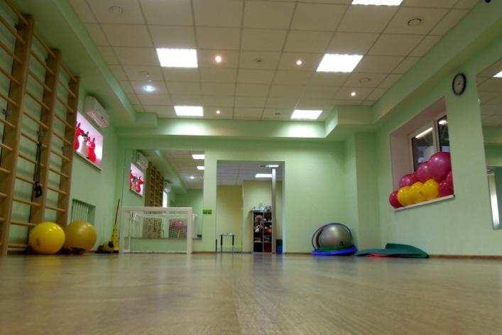 Вфитнес-клубе «World Gym-Дубининская» открылся обновленный детский клуб