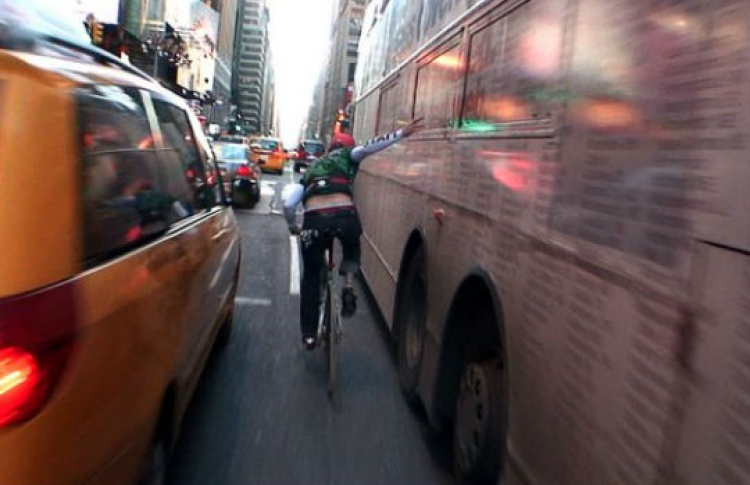 Bicycle Film Festival: В пределах видимости