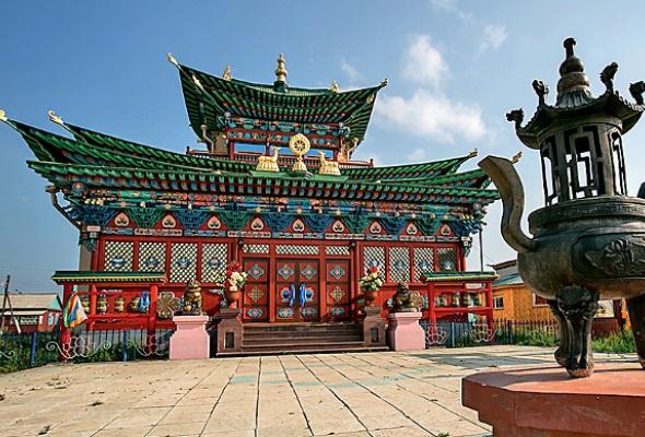 Священный Байкал - Фото №3