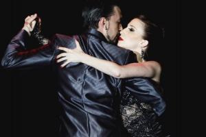 Занятия по танго