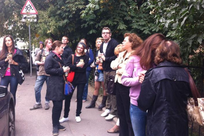 Прогулки соStarbucks: 15сентября