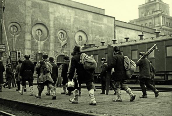 Россия. ХХ век в фотографиях. 1918-1940 - Фото №5