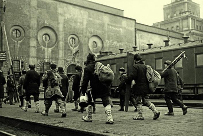Россия. ХХ век в фотографиях. 1918-1940