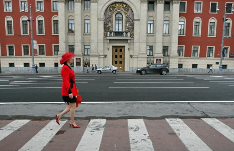 Новая пешеходная зона соединит Тверскую с«Детским миром»