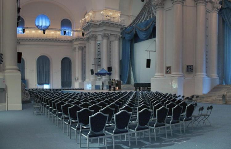 Открытие концертного сезона в Смольном соборе