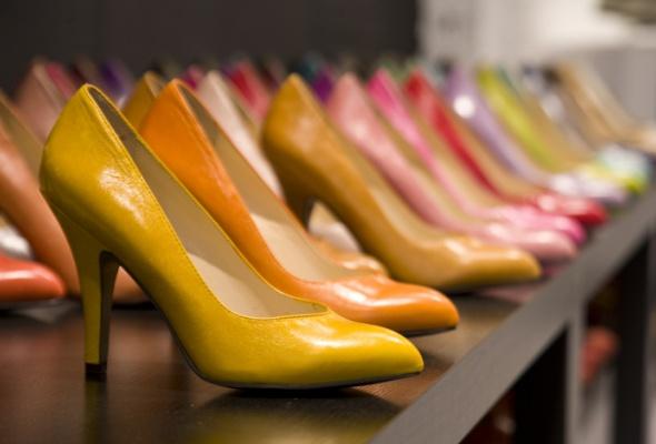 Вшоу-рум Revien привезли бельгийскую обувь NOE - Фото №1