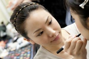 Токио: макияж настоящего
