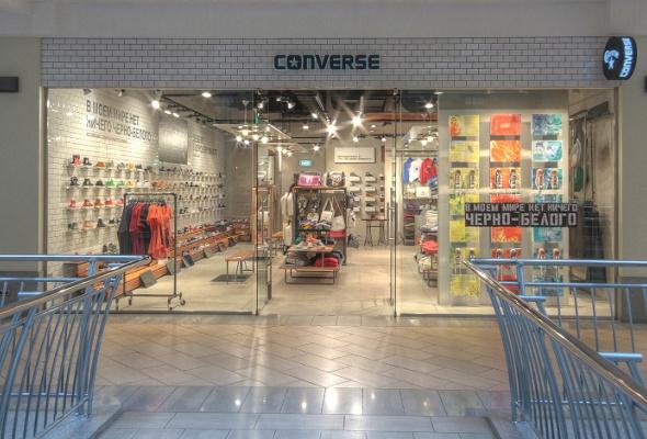 В«Атриуме» открылся флагманский магазин Converse - Фото №2