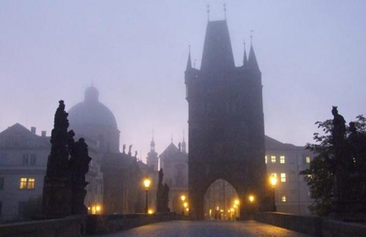 Легенды старой Праги