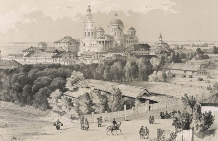 Русская архитектура позднего Средневековья