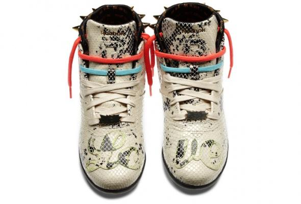 УReebok появилась капсульная коллекция кроссовок Betwixt Mid - Фото №0