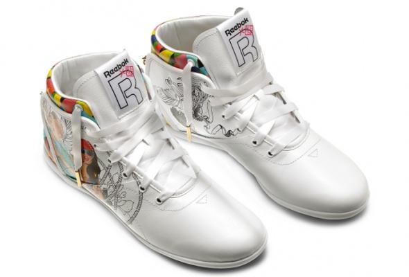 УReebok появилась капсульная коллекция кроссовок Betwixt Mid - Фото №1