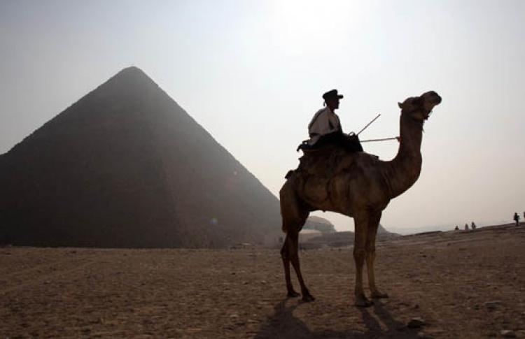 Таинственный мир Древнего Египта